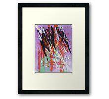 dEaDM Framed Print