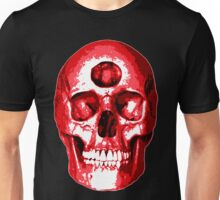Third Eye Bones (Raw Edition) Unisex T-Shirt