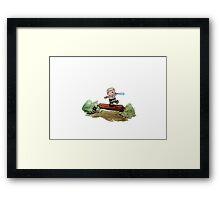 Skywalker Framed Print