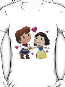Snow White & Her Prince T-Shirt