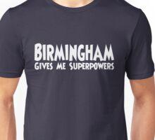 Birmingham Superpowers Unisex T-Shirt