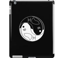 Yin Yang Pisces Fish iPad Case/Skin