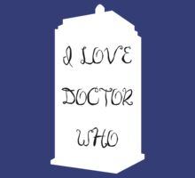 I love Doctor Who by beerman70