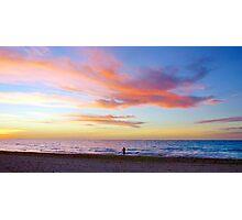 Cuban Sunset Photographic Print