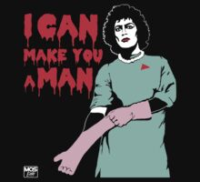 I Can Make You A Man by Mos Graphix