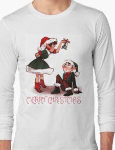 Elf Cuties Long Sleeve T-Shirt