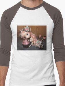 Greedy doll Men's Baseball ¾ T-Shirt