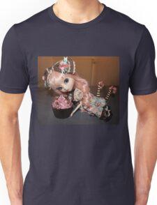 Greedy doll Unisex T-Shirt
