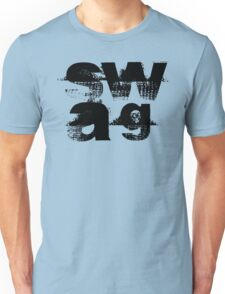 SWAG distressed Unisex T-Shirt