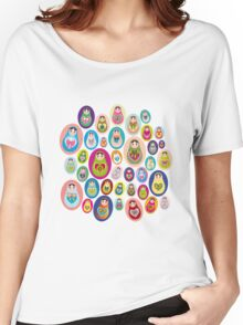 doll matryoshka Women's Relaxed Fit T-Shirt