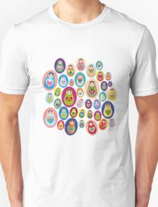doll matryoshka Unisex T-Shirt