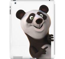 Funny, funny Panda! iPad Case/Skin
