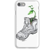 Wall-e boot iPhone Case/Skin