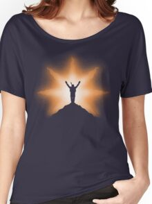 SOLAIRE ECLIPSE Women's Relaxed Fit T-Shirt
