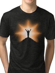 SOLAIRE ECLIPSE Tri-blend T-Shirt
