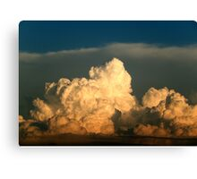 BEAUTIFUL STORM CLOUDS Canvas Print