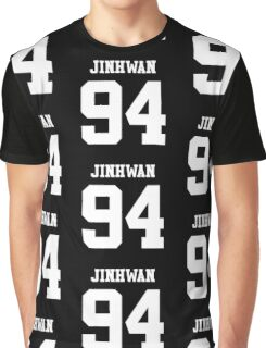 iKON Jinhwan 94 Graphic T-Shirt