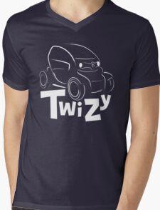 Renault Twizy Mens V-Neck T-Shirt