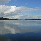 Llandegveth Reservoir by Neill Parker