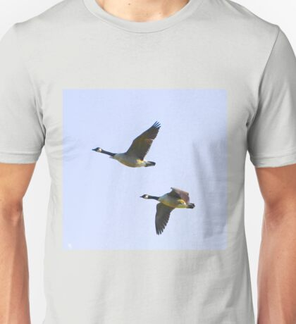 Canada Geese Unisex T-Shirt