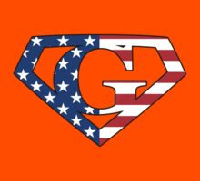 Super American G Logo by TheGraphicGuru