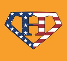 Super American H Logo by TheGraphicGuru