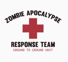 Walking Dead Zombie Response Unit - Ground to Ground Unit  by sturgils