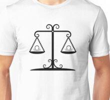 Libra Balance Unisex T-Shirt