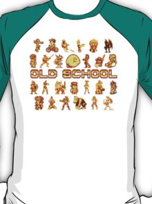 The Golden Age of Gaming T-Shirt