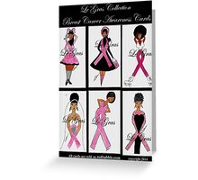 Breast Cancer Card Collection Greeting Card