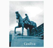 Godiva by Jonathan Kereve-Clarke (Kerêve.blue)
