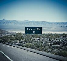 Zzyzx Road by mpogorzelski