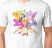 Twitch Plays Pokemon - The Team Unisex T-Shirt