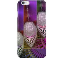 Nails from lilac to pink iPhone Case/Skin