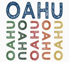 Oahu Cute Colorful Kids Clothes