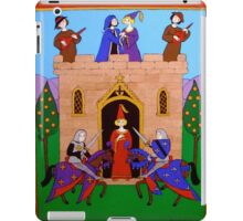 Siege of the Castle of Love i-pad iPad Case/Skin