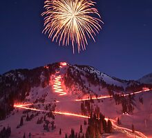 Alta New Year by blairpjohnson