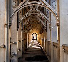 Inside the High Level Bridge by Chris Vincent