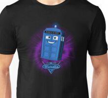 Tardis McQueen Unisex T-Shirt