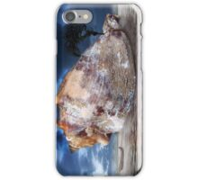 storm tree on shell iPhone Case/Skin