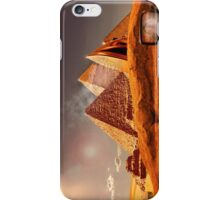the flat iron from gizeh iPhone Case/Skin