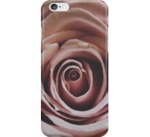 Single Rose 3 iPhone Case/Skin