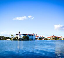 Perfect Day at the Grand Floridian by jenbucheli