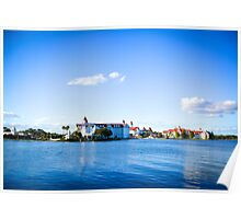 Perfect Day at the Grand Floridian Poster