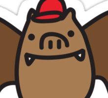 Baseball Bat Sticker