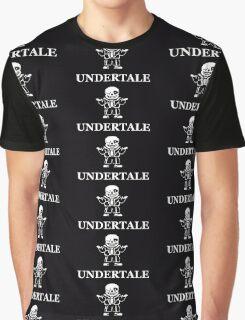Undertale Pixel Art Graphic T-Shirt