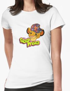 Fresh prince simba Womens Fitted T-Shirt