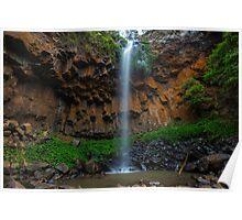 Browns Falls, Main Range NP Poster