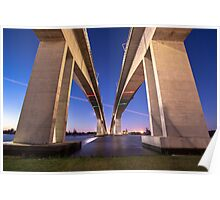 The Gateway Bridge Poster