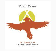 Bird Jesus: A Messiah TPP by pharafax